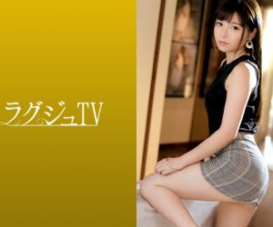 【MGS】ラグジュTV 1201 清楚な印象とは裏腹にオンナとして本能には正直な美人塾講師が登場