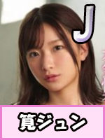 筧ジュン(かけいじゅん)のプロフィール