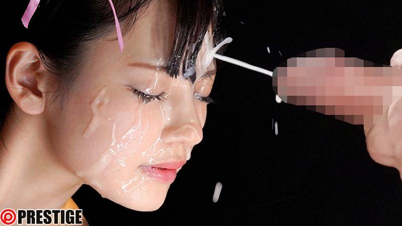 【DMM】顔射の美学 12 美女の顔面に溜まりに溜まった白濁男汁をぶちまけろ!! 八掛うみ