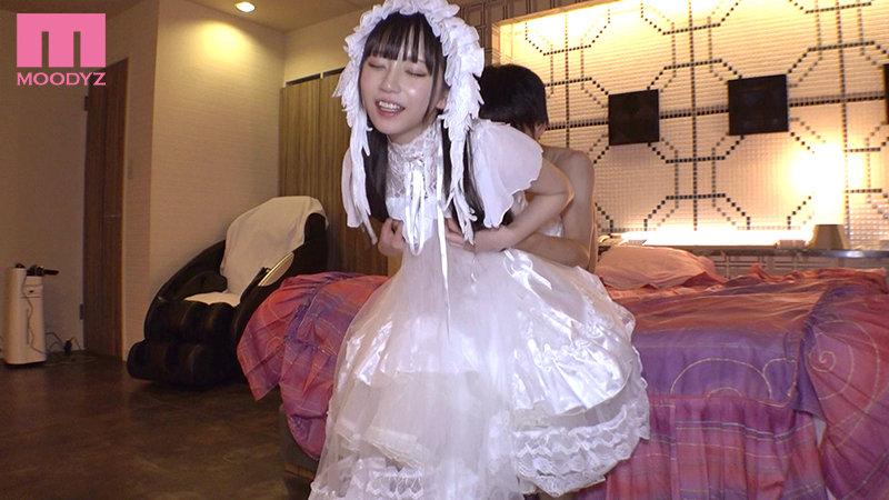 【DMM】小悪魔シスコン妹ロリィタちゃんに二人きりで誘惑密着されてじっくりねっちょり着衣のまま犯●れる! 七沢みあ